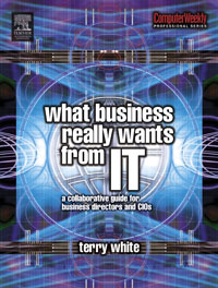 What Business Really Wants from IT, what a woman wants