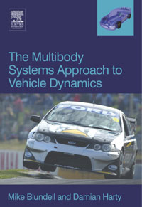 The Multibody Systems Approach to Vehicle Dynamics,