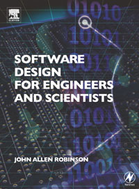 Software Design for Engineers and Scientists, modern physics for scientists and engineers