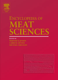 Encyclopedia of Meat Sciences, Three-Volume Set, meat tenderizer other