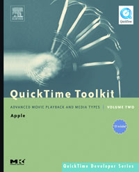 QuickTime Toolkit Volume Two, team up personal toolkit