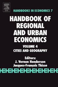 Handbook of Regional and Urban Economics,4 a v kneese handbook of natural resource and energy economics 1