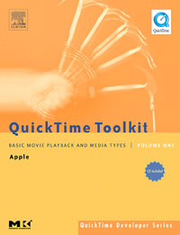 QuickTime Toolkit Volume One, clearaudio professional analogue toolkit
