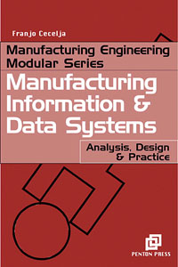 Manufacturing Information and Data Systems, jongwon kim intelligent manufacturing systems 1997