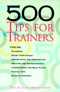 500 Tips for Trainers, winix wsc 500