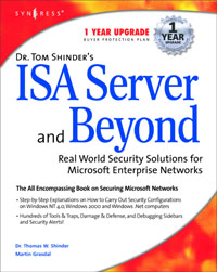 Dr Tom Shinder's ISA Server and Beyond, купить
