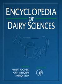 купить Encyclopedia of Dairy Sciences, Four-Volume Set, недорого