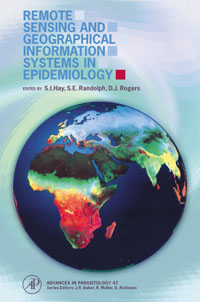 Remote Sensing and Geographical Information Systems in Epidemiology,47 remote sensing inversion problems and natural hazards asradvances in space research volume 21 3