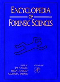 купить Encyclopedia of Forensic Sciences, four volume set, недорого