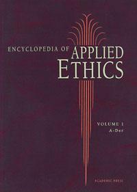 купить Encyclopedia of Applied Ethics, Four-Volume Set, недорого