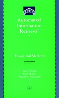Automated Information Retrieval, knowledge formalization and information retrieval