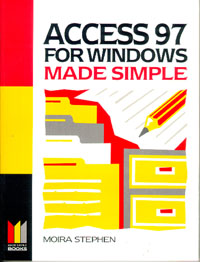 Access 97 for Windows Made Simple, access купить