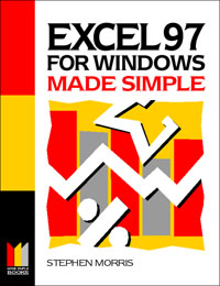 Excel 97 for Windows Made Simple, greg harvey more excel 97 for windows® for dummies®
