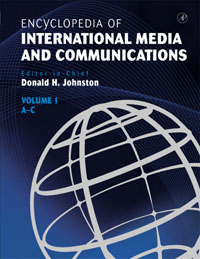 Encyclopedia of International Media and Communications, Four-Volume Set, principles of communications
