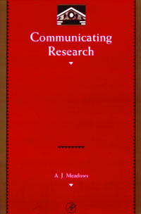 Communicating Research, communicating science