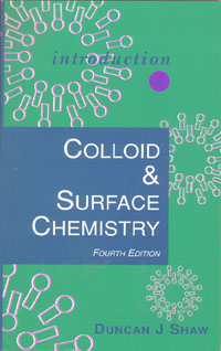 Introduction to Colloid and Surface Chemistry, introduction to organic chemistry