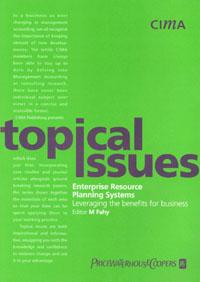 Enterprise Resource Planning Systems,