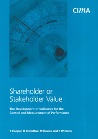 Shareholder or Stakeholder Value, ep4ce15e22c8 or ep4ce15e22c8n