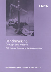Benchmarking- Concept and Practice with Particular Reference to the Finance Function, tiko iyamu enterprise architecture from concept to practice