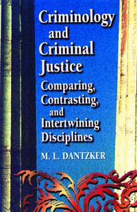 Criminology and Criminal Justice,