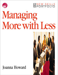 Managing More with Less, managing budgets