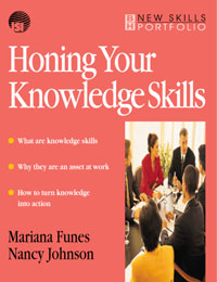 Honing Your Knowledge Skills, retaining your valuable knowledge employees