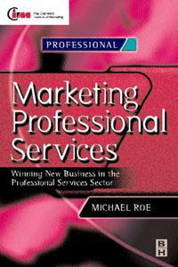 Marketing Professional Services, b2b services marketing