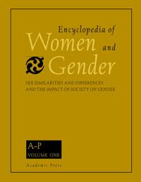 купить Encyclopedia of Women and Gender, Two-Volume Set,1-2 недорого