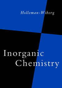 Holleman-Wiberg's Inorganic Chemistry, recent discoveries in inorganic chemistry