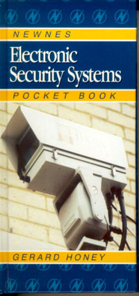 Electronic Security Systems Pocket Book, philip walker electronic security systems