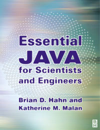 Essential Java for Scientists and Engineers, modern physics for scientists and engineers