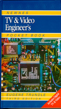 Newnes TV and Video Engineer's Pocket Book, r m marston newnes digital logic ic pocket book