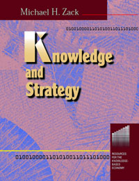 Knowledge and Strategy, knowledge management strategy