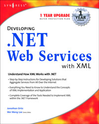 Developing .Net Web Services With Xml, net web services for dummies®