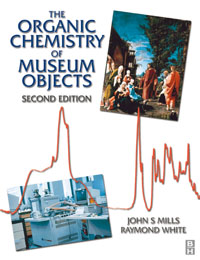 Organic Chemistry of Museum Objects, d sc organic chemistry