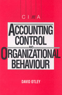 Accounting Control and Organisational Behaviour, control