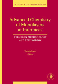 Advanced Chemistry of Monolayers at Interfaces,14 ligia gheorghita passivation kinetics at semiconductor interfaces