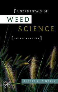 Fundamentals of Weed Science weed science principles and application