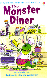 The Monster Diner the usborne book of princess stories