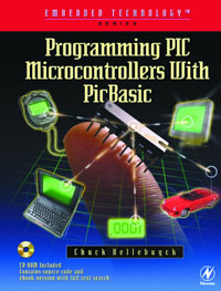 Programming PIC Microcontrollers with PICBASIC, хелибайк ч программирование pic микроконтроллеров на picbasic