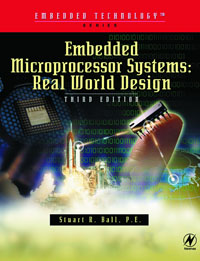 Embedded Microprocessor Systems, analog interfacing to embedded microprocessor systems