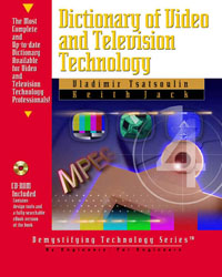 Dictionary of Video & Television Technology, elsevier s dictionary of trees