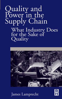 Quality and Power in the Supply Chain,