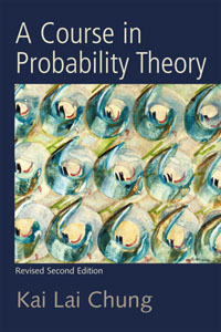A Course in Probability Theory, Revised Edition, a little course in knitting