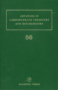 Advances in Carbohydrate Chemistry and Biochemistry,56 jane shilton 2089