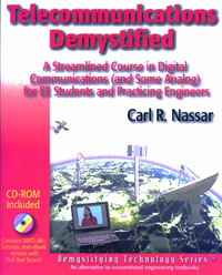 Telecommunications Demystified, pci bus demystified