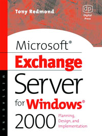 Microsoft Exchange Server for Windows 2000, david solomon microsoft windows internals 4e – microsoft windows server 2003 windows xp and windows 2000