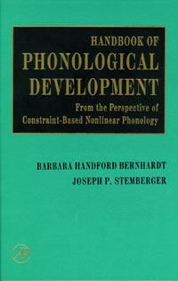 Handbook of Phonological Development, cms security handbook