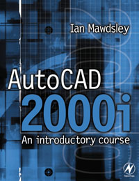 AutoCAD 2000i: An Introductory Course, купить