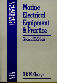 Marine Electrical Equipment and Practice, mechanical and electrical equipment for buildings